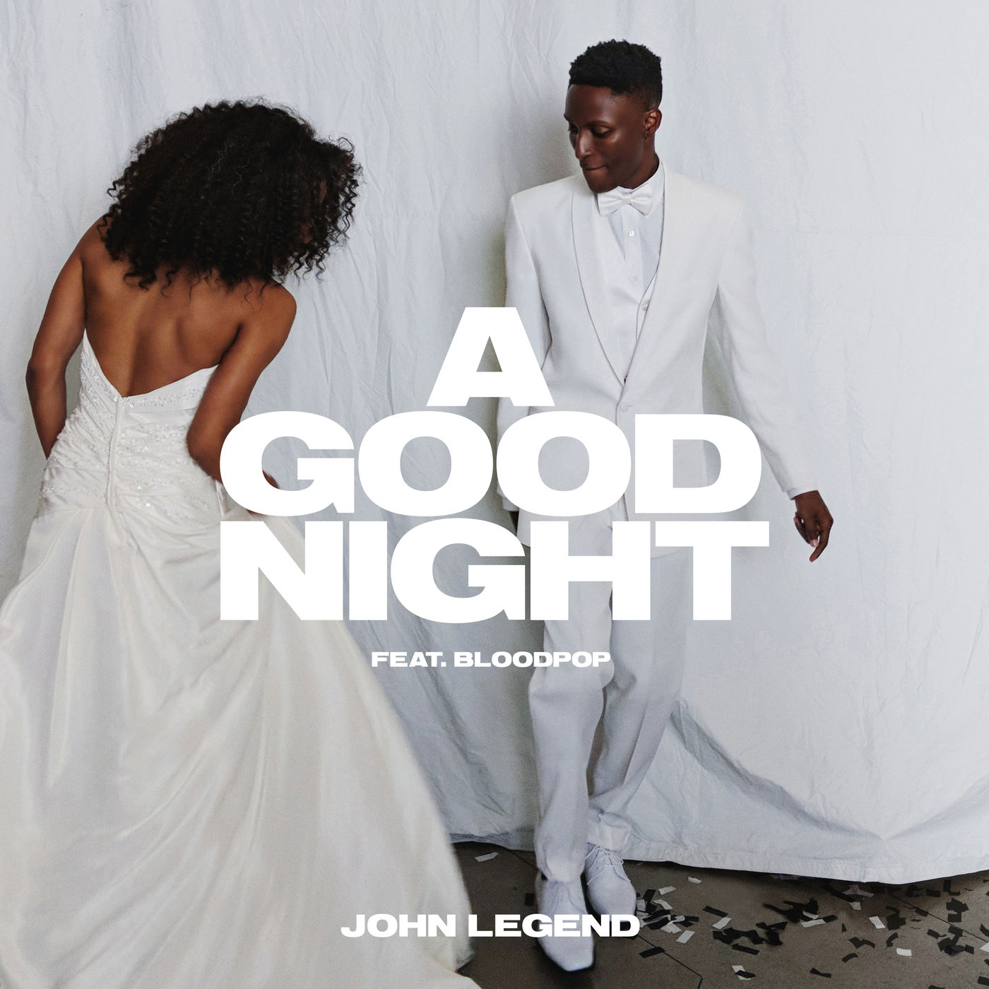 John Legend documents a love story in 'A Good Night'