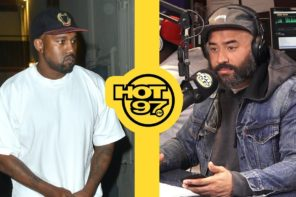 "Kanye West Calls Hot 97; Repeatedly Says ""I Love You"" To Ebro (Audio)"