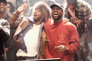 Kanye West Announces Release Dates for Solo Album, Teyana Taylor, Pusha T & Album with Kid Cudi