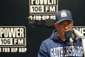 Logic Reveals He Has Several New Albums Done