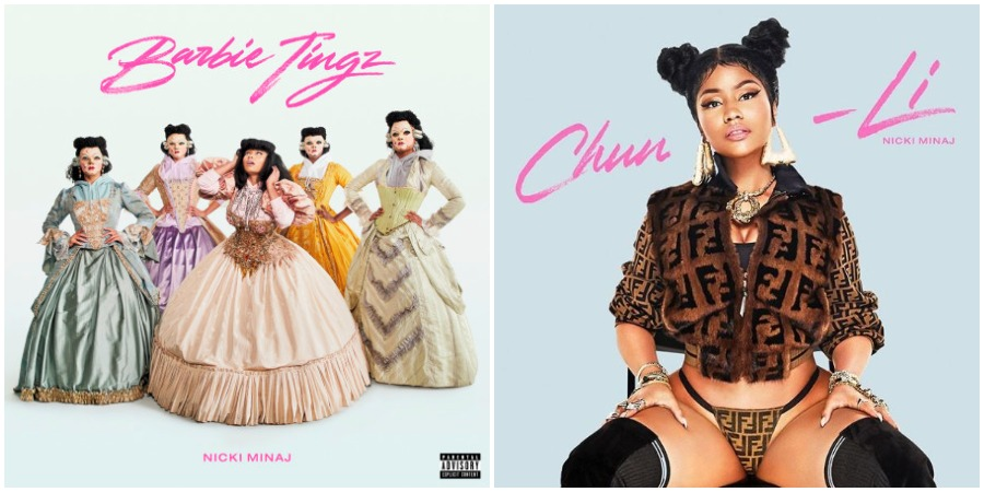 Nicki Minaj Roars Back with Two New Songs 'Barbie Tingz' & 'Chun-Li'
