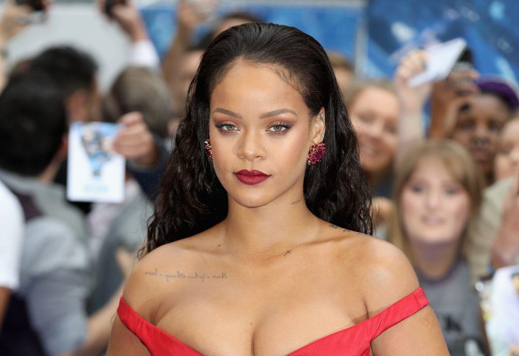 A New Rihanna Song 'An... Rihanna Songs