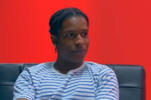 "ASAP Rocky Talks New Album 'Testing'; Says He Has A ""Lot of Music"" with Kanye"