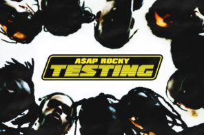 ASAP Rocky Reveals 'TESTING' Cover Art & Album Features