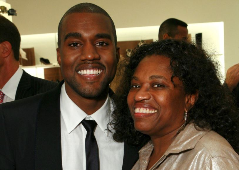 Non-Profit Founded By Kanye West Is Dropping His Mother's Name
