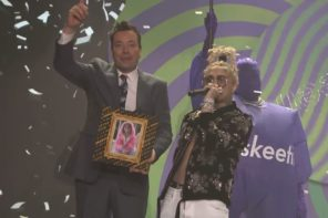 Lil Pump Makes TV Debut with 'Esskeetit' Performance on Jimmy Fallon