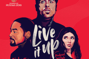 Will Smith, Nicky Jam & Era Istrefi Team Up For Official World Cup Song 'Live It Up': Listen