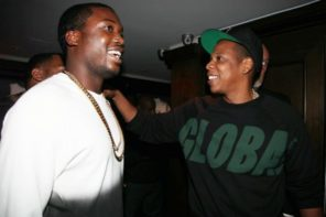 Meek Mill Says Story About Jay-Z Call To Cancel Trump Meeting is False