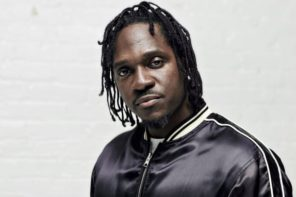 Pusha T's Album Has A New Title: 'Daytona'