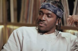 Pusha T Speaks on Taking Shots at Drake on 'Daytona' Track 'Infrared'
