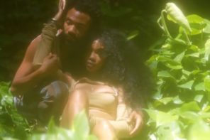 Watch SZA's New Video 'Garden' Starring Donald Glover