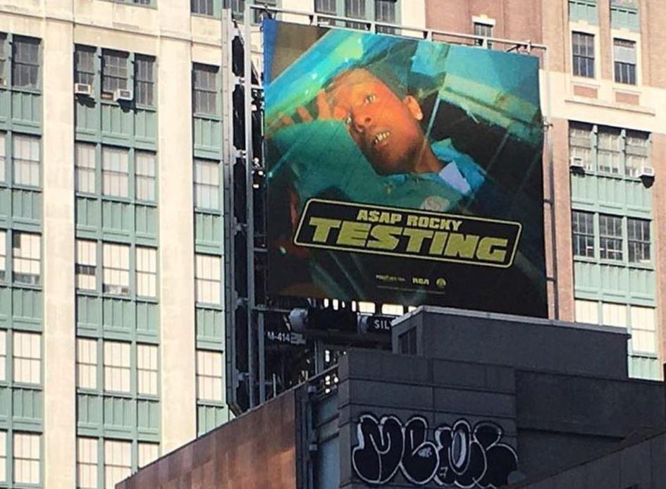 Top Five Asap Rocky Testing Release Date Reddit - Circus