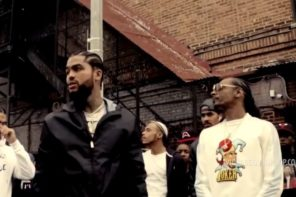 New Video: Dave East & Snoop Dogg – 'Cripn 4 Life'