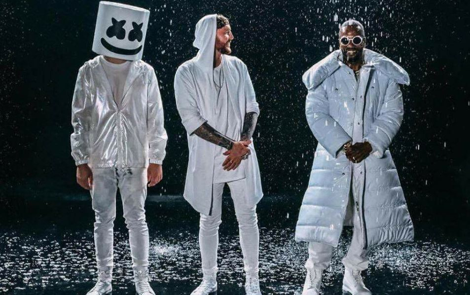 New Video: Marshmello & Juicy J – 'You Can Cry' (Feat  James Arthur
