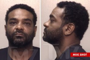 Jim Jones Arrested For Drug & Firearm Possession