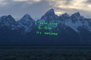 Kanye West's 'ye' Fails to Hit The Bulls Eye (Album Review)