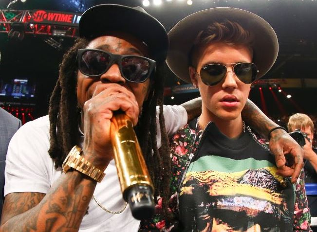 Lil Wayne - Just Chill Ft Justin Bieber & French Montana
