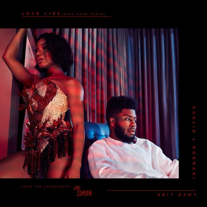 Khalid & Normani – 'Love Lies Remix' (Feat. Rick Ross)