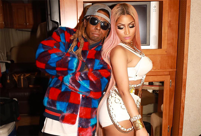 Nicki minaj and lil wayne sex tape pic 78