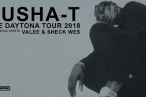 Pusha T Announces 'Daytona' Tour with Valee & Sheck Wes