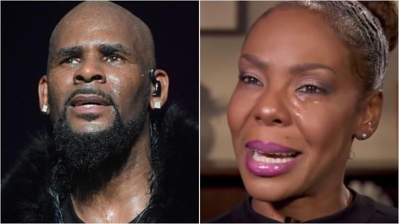 "R. Kelly's Ex-Wife Says He Tied Her Up: ""He's A Monster ..."
