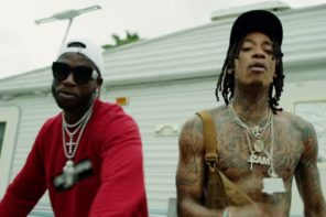 New Video: Wiz Khalifa – 'Real Rich' (Feat. Gucci Mane)
