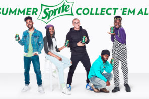 Sprite Debuts Limited Edition Collection of Cans Feat. Logic, Kyle, Jay Versace, & More