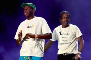 New Tyler, The Creator & ASAP Rocky Collaboration 'Run It' Surfaces Online