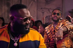 New Video: Dave East & Rick Ross – 'Fresh Prince of Belaire'