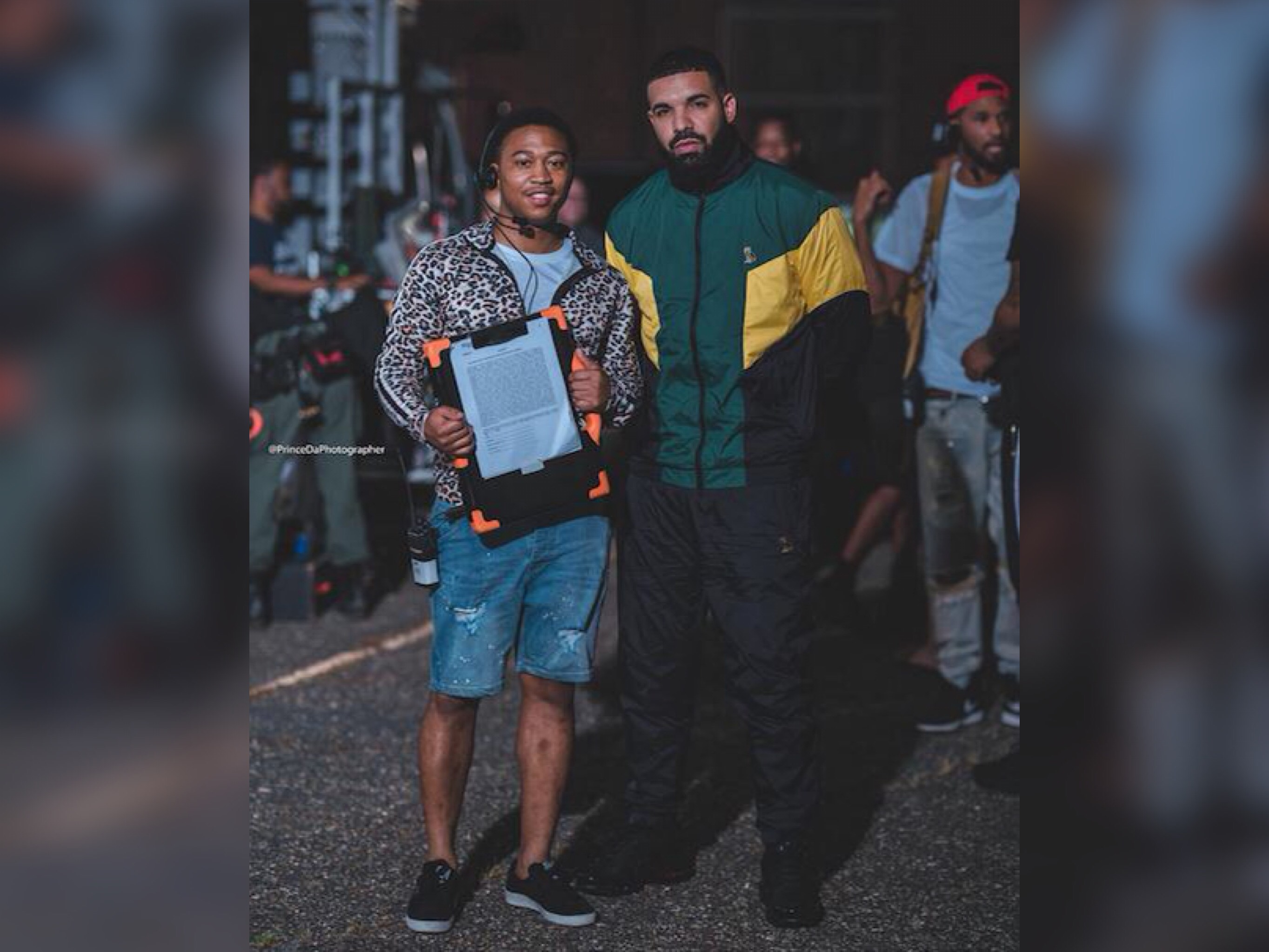 Watch Shiggy Confront Drake Over 'In My Feelings' Money