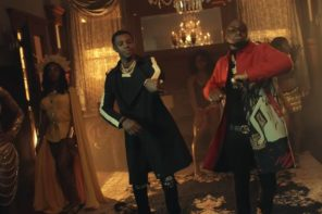 New Video: A Boogie Wit Da Hoodie – 'Way Too Fly' (Feat. Davido)