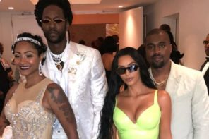 2 Chainz Marries Longtime Girlfriend Kesha Ward in Miami