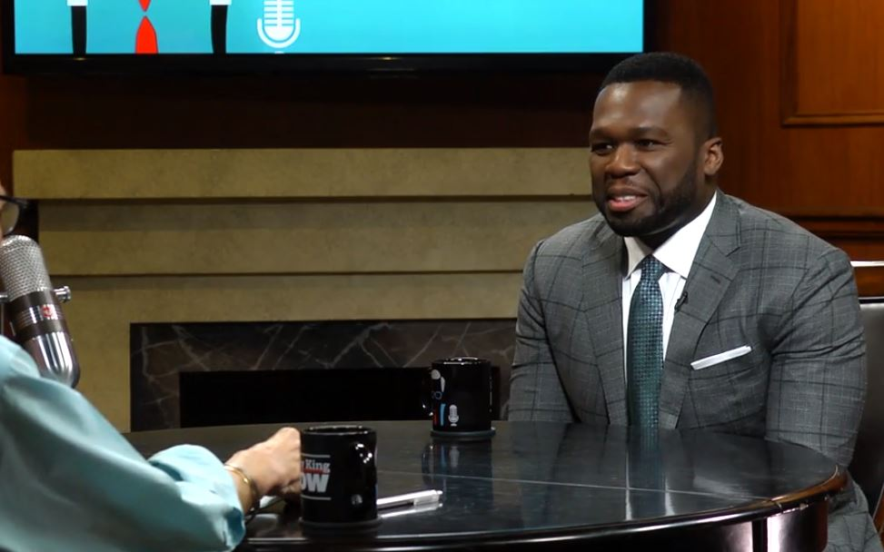 50 Cent Reveals He's Working on New Music with Eminem (Larry