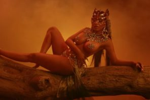 Watch Nicki Minaj's New Video 'Ganja Burn'