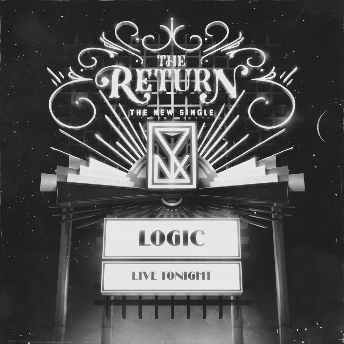 Listen to Logic's New Single 'The Return' | HipHop-N-More