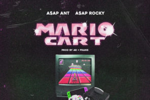 ASAP Ant & ASAP Rocky Join Forces on New Song 'Mario Cart': Listen