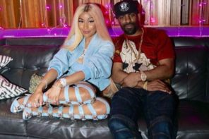 "Nicki Minaj Wants Meek Mill To Make ""Turn Up"" Music; Talks First Weed Experience"