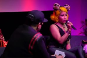 "Watch Nicki Minaj's ""Lyrical Queen"" Interview with Genius"