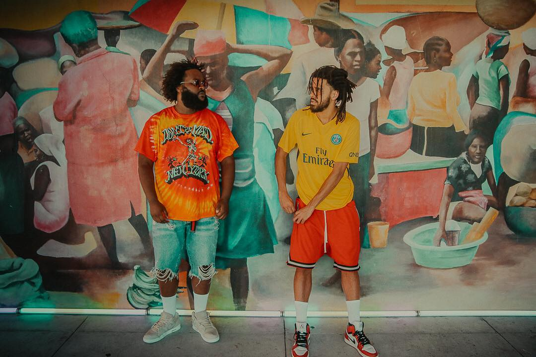 Bas – Tribe with J.Cole
