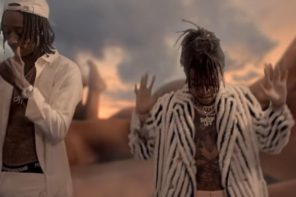 New Video: Wiz Khalifa – 'Hopeless Romantic' (Feat. Swae Lee)