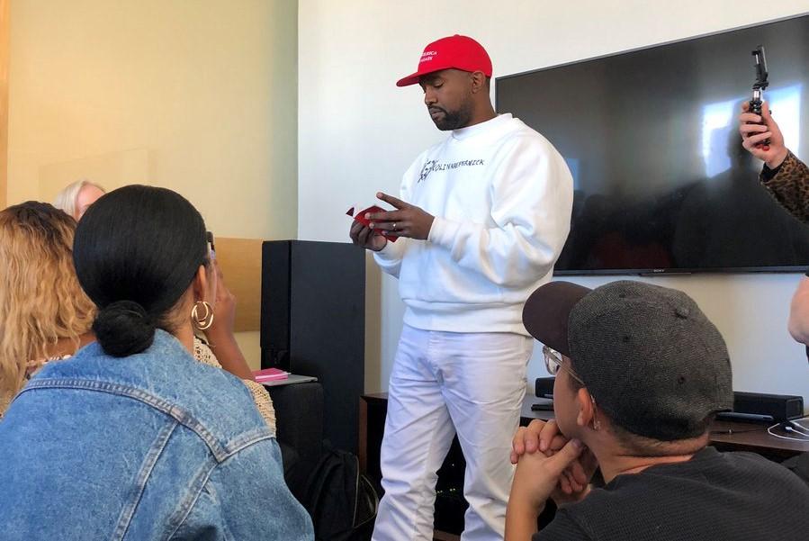 Kanye West's 'YANDHI' Album Will Feat  6ix9ine & XXXtentacion