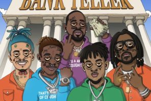 New Music: Desto Dubb – 'Bankteller' (Feat. Lil Uzi Vert, 03 Greedo, Lil Pump & Smokepurpp)