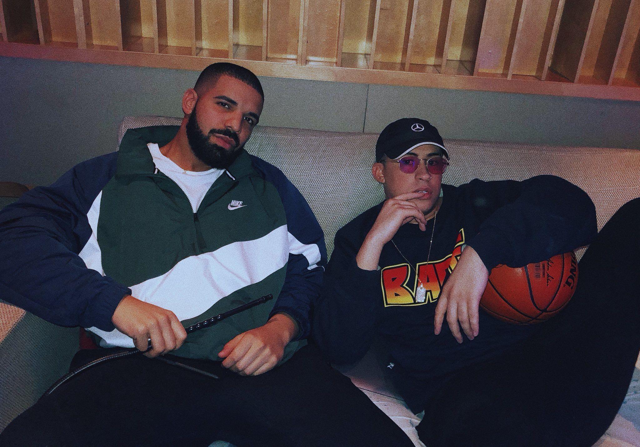 91173cd1442 Listen to Bad Bunny   Drake s New Single  MIA