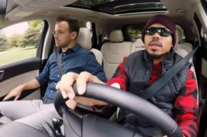 Chance The Rapper Surprises Fans as an Undercover Lyft Driver: Watch