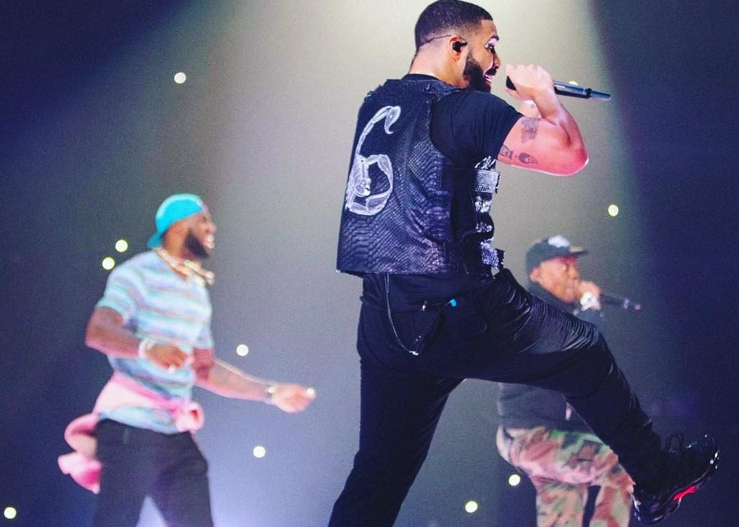 GOD'S PLAN: DRIZZY DRAKE BRING out LEBRON JAMES DURING SOLD