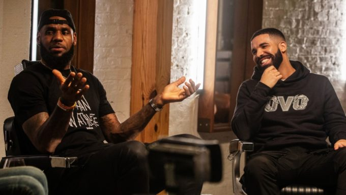 Drake talks why he & Kanye are beefing, Pusha T's diss track, fatherhood & more