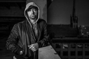 Eminem's 'Kamikaze' Goes Platinum