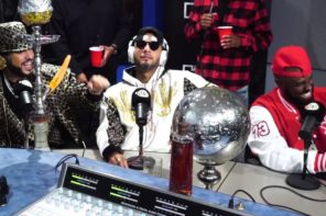 French Montana & Swizz Beatz Freestyle, Preview New Song on Funk Flex Show