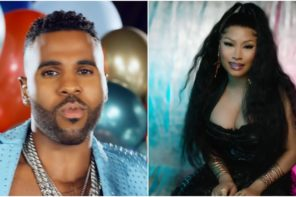 New Video: Jason Derulo & David Guetta – Goodbye (Feat. Nicki Minaj & Willy William)