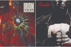 Universal Music & Marvel Share Hip-Hop Covers of Collector's Edition Vinyls